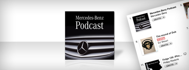 Projekt Mercedes-Benz Podcast