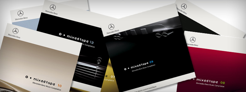 Projekt Mercedes-Benz Mixed Tape